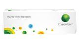 MyDay kontaktlencsék Smart Silicone™ technológiával, kivételes viselési élmény