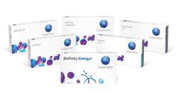 Biofinity kontaktlencsék