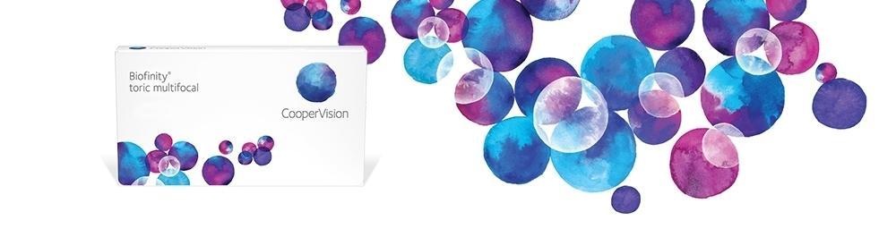 A kontaktlencse, amelyet asztigmiás presbiópiás pácienseknek terveztek