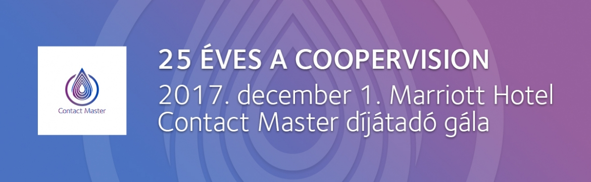 CooperVision 25